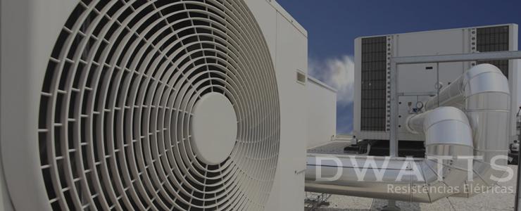 Resistência para Ar Condicionado