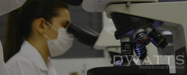 Resistência para Industria Biomédica