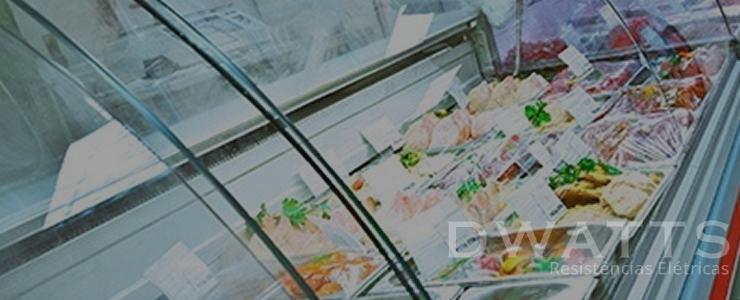 Resistência para Industria de Refrigeração